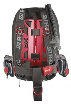 Red Devil Single Backmount Jacket/Single Wing SSI PRO Edition