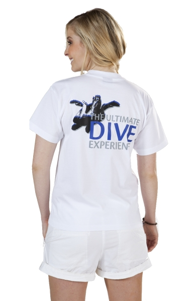 SSI T-Shirt - Ultimate Dive Experience